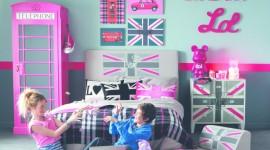 ambiance chambre bébé london