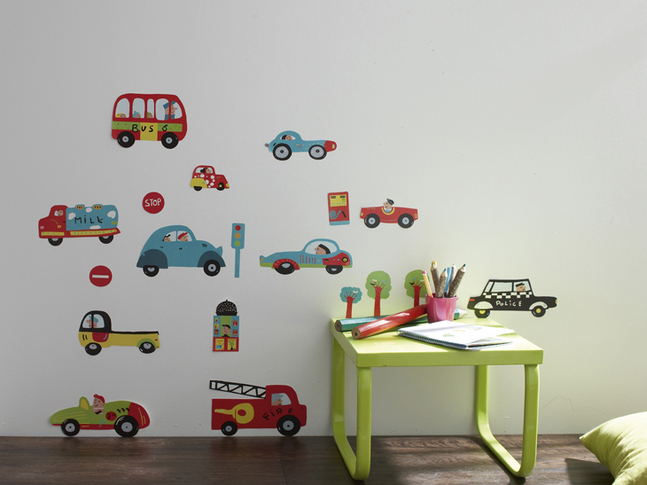 Quelle ambiance chambre b b stickers for Stickers deco chambre enfant