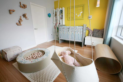 Conseil ambiance chambre b b tendance for Ambiance chambre enfant