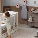 ambiance chambre bébé tendance