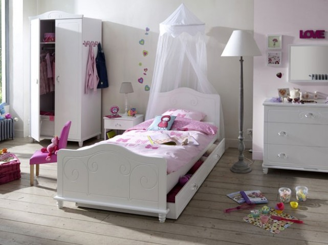 Ambiance Chambre Gar On Moderne