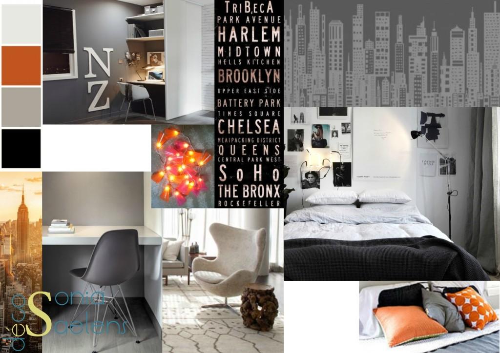 Guide ambiance chambre orange - Ambiance chambre ...