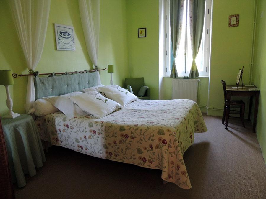 Inspiration ambiance chambre vert - Ambiance chambre ...