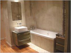 Mod le ambiance salle de bain moderne - Modeles salles de bains modernes ...