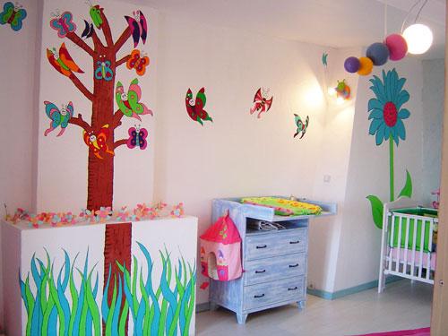 Chambre Bébé Design : Déco chambre bébé design