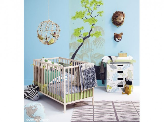 Decoration Chambre Bebe Nature 205609 La