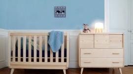 déco chambre bébé zen