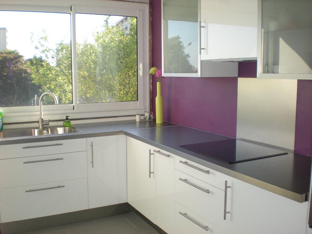 D co cuisine violet - Jolie cuisine ...