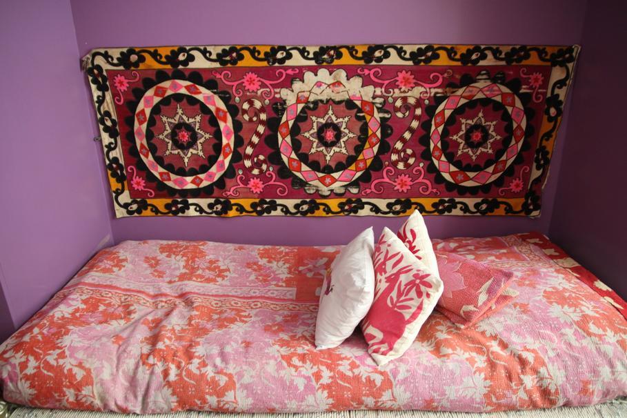style décoration chambre fille orientale