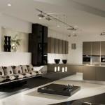 décoration cuisine taupe