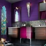 décoration salle de bain orientale