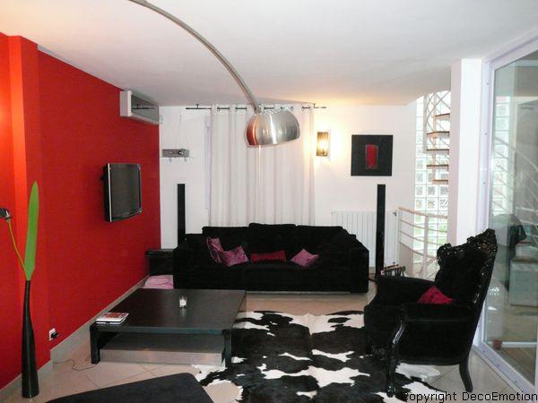 Guide d coration salon design - Decoration salon design ...