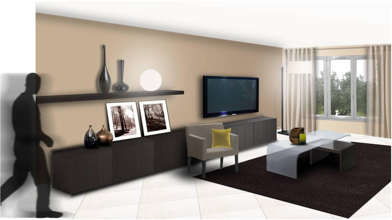 Modèle Décoration Salon Moderne