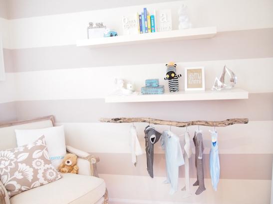guide idée déco chambre bébé gris et blanc