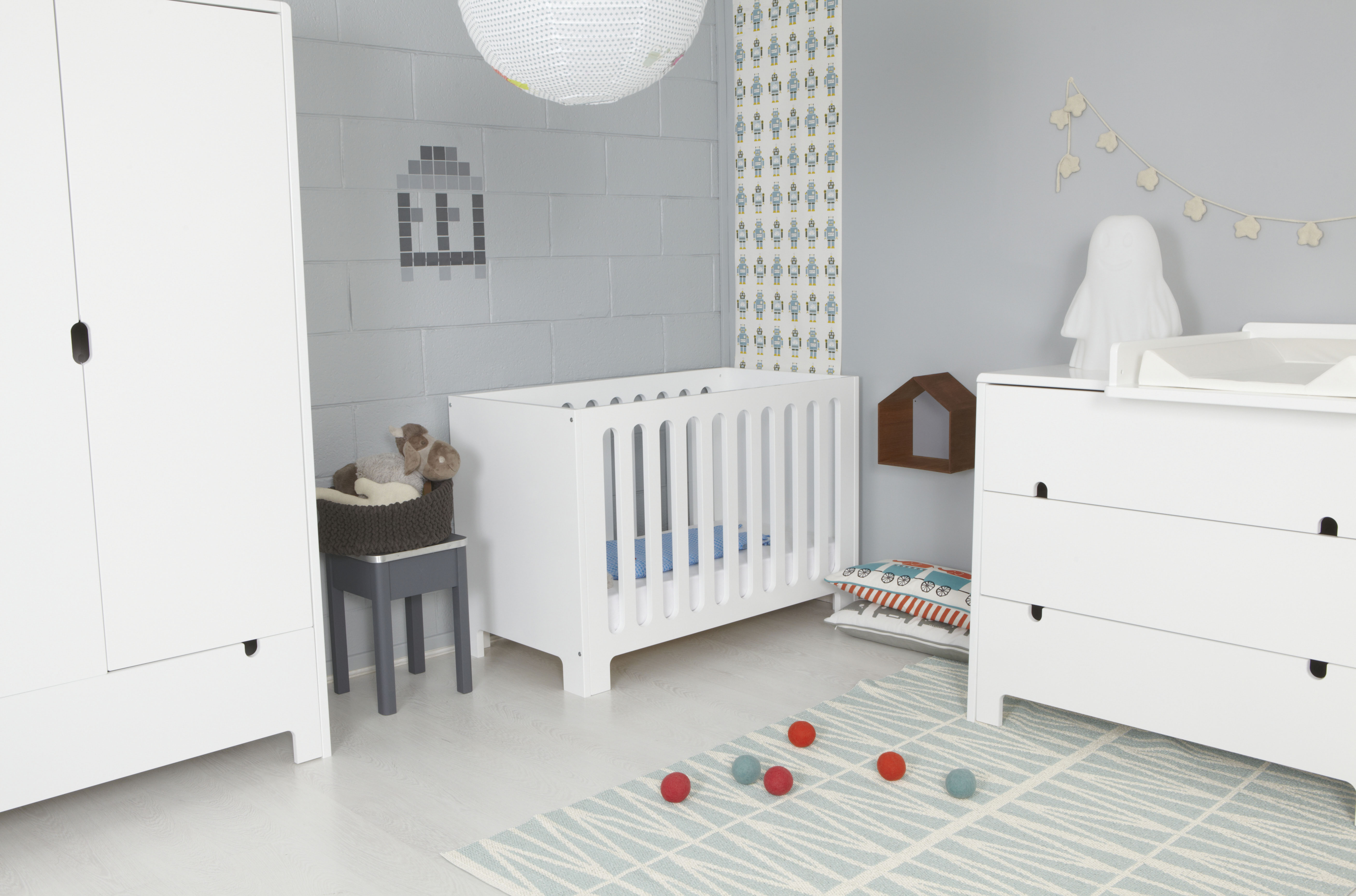 chambre bebe sauthon gris et blanc avec des id es int ressantes pour la. Black Bedroom Furniture Sets. Home Design Ideas