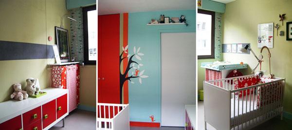 inspiration ambiance chambre turquoise