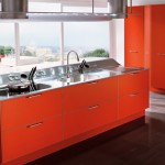 ambiance cuisine orange