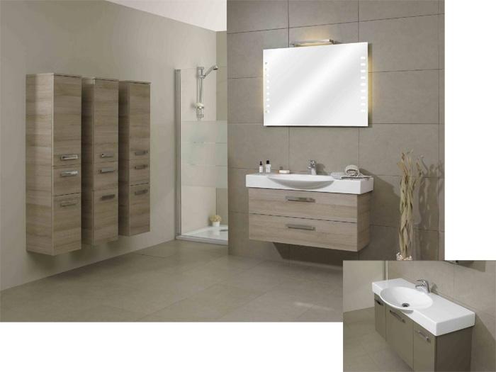Guide ambiance salle de bain blanc for Ambiance salle de bains