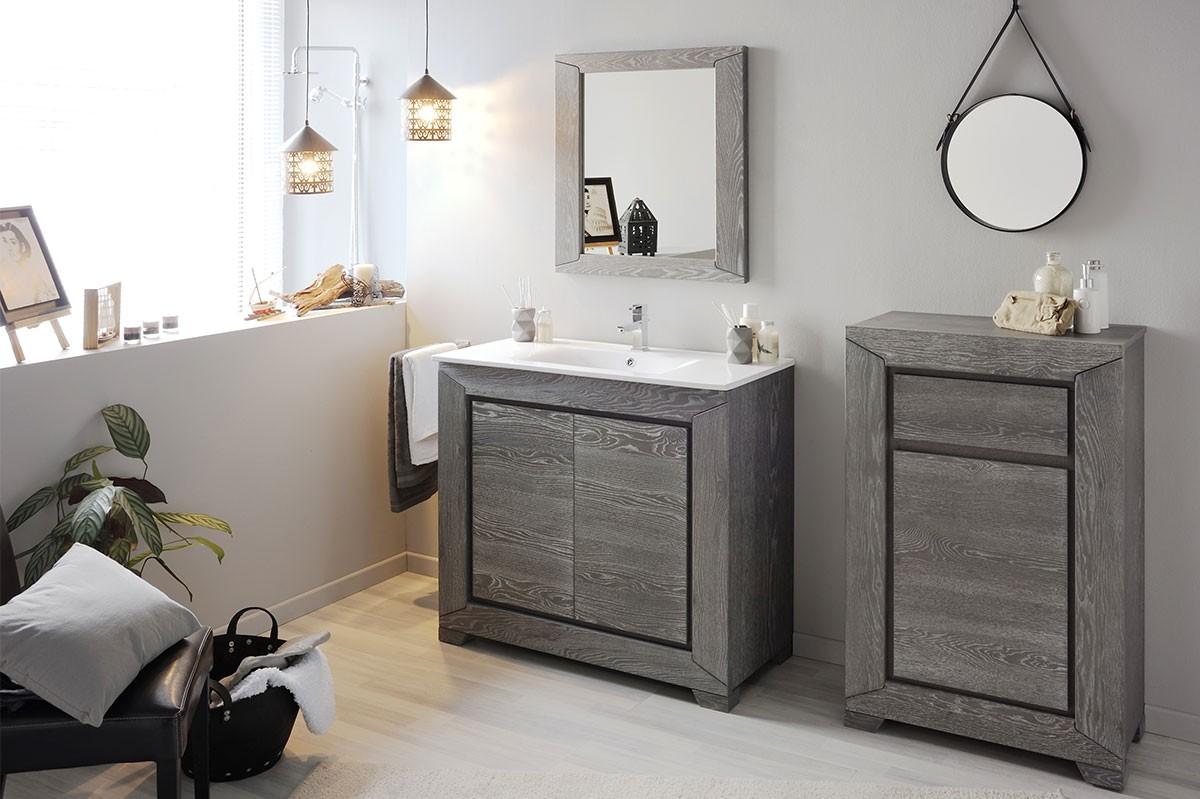 guide ambiance salle de bain gris et violet