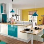 ambiance salon jaune