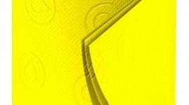 ambiance wc - toilettes jaune
