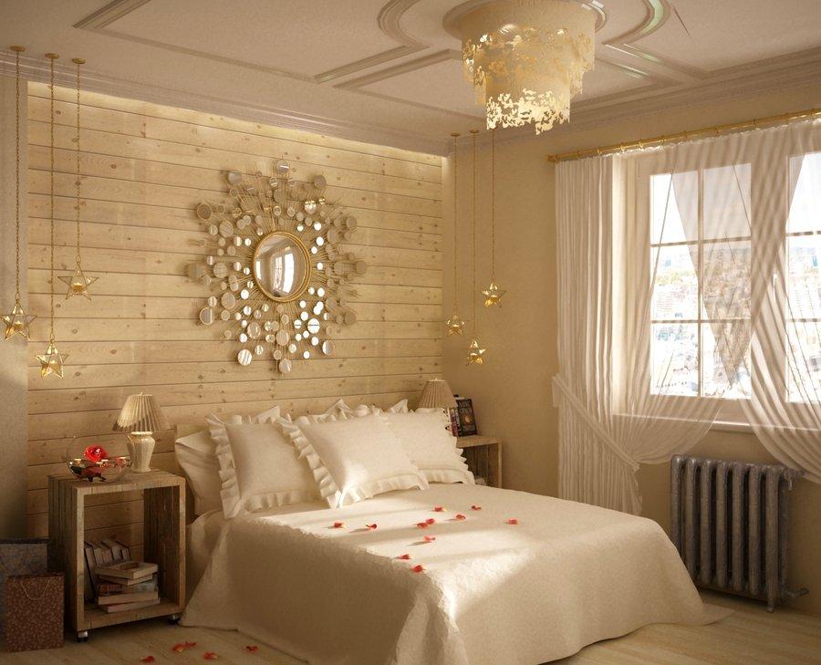 déco chambre fille beige