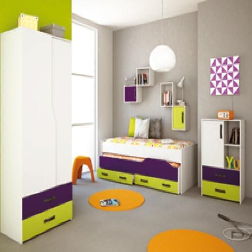 Deco chambre prune for Deco chambre adulte prune