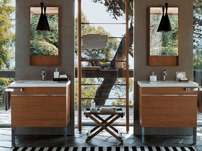 Inspiration d co salle de bain ethnique - Decoration maison salle de bain ...