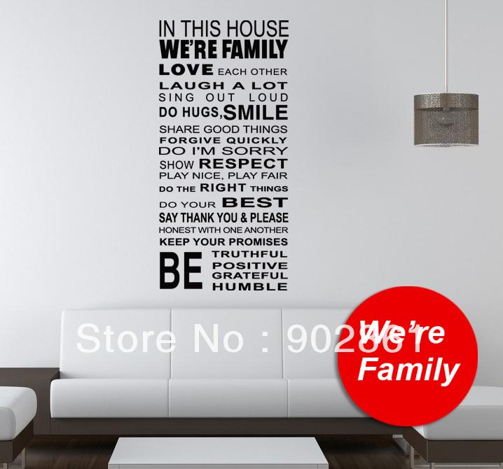 Inspirational salon quotes quotesgram - Stickers deco maison ...