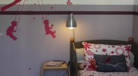 décoration chambre fille blanc