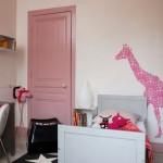 décoration chambre fille moderne