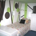 décoration chambre garçon moderne