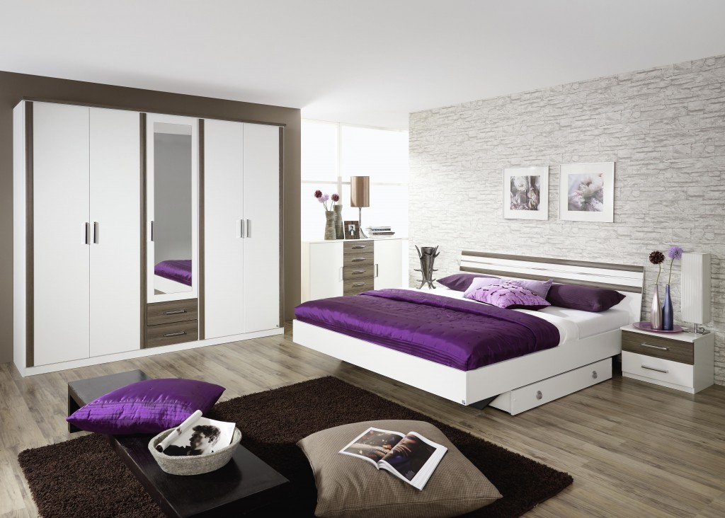 Jolie id e d co chambre fille moderne for Idee deco maison contemporaine