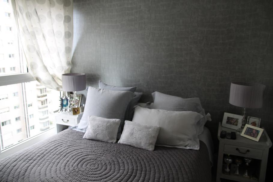 idée déco chambre gris