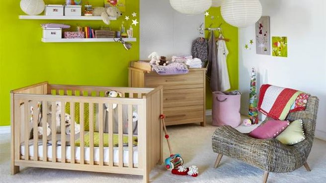 Style ambiance chambre b b nature for Ambiance chambre enfant