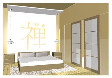 Guide d coration chambre zen - Deco zen chambre ...