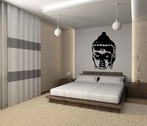 Inspiration d coration chambre zen for Photo deco chambre