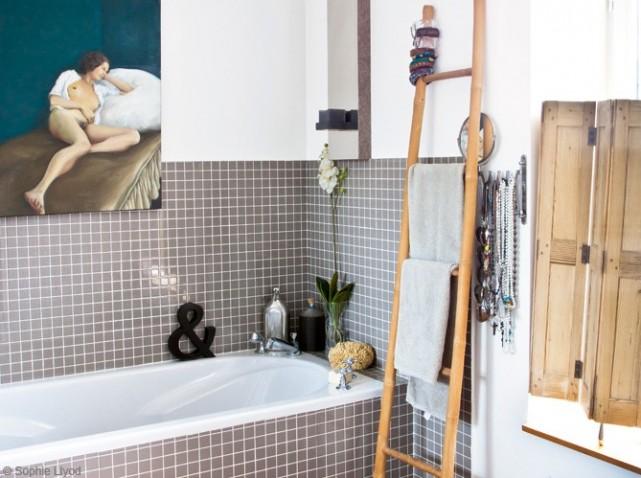Conseil d coration salle de bain taupe - Deco salle de bain taupe ...