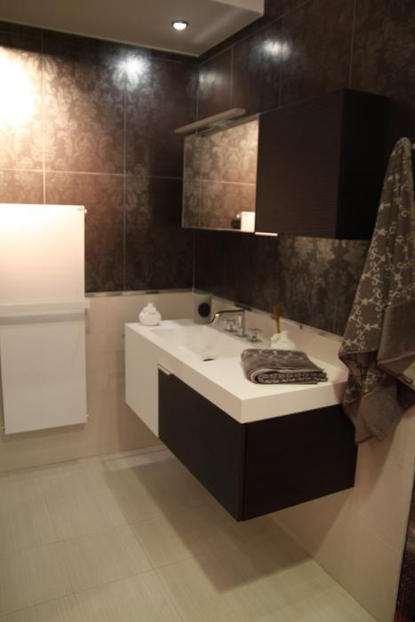 Best Salle De Bain Noir Et Taupe Photos - House Interior ...