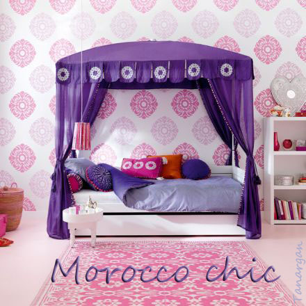 Conseil ambiance chambre b b orientale for Ambiance chambre bebe