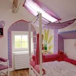 ambiance chambre bébé orientale