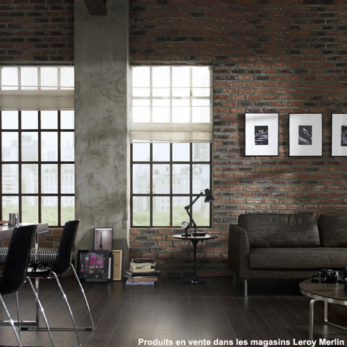 Ambiance Salon Industriel