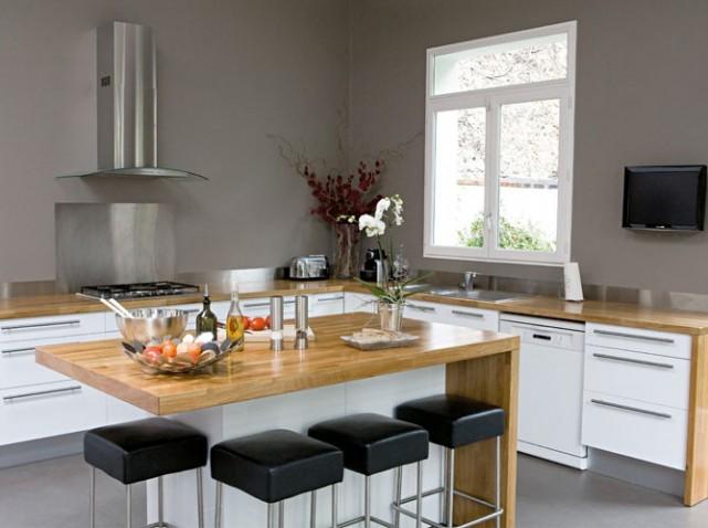 Decoration cuisine zen avec des id es for Guide conception cuisine