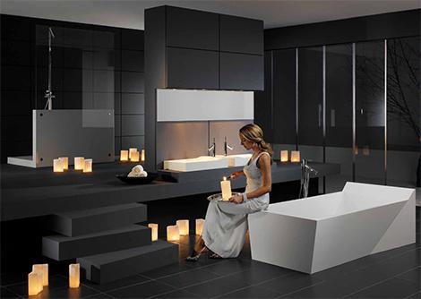 Nouvelle d co salle de bain design for Nouvelle salle de bain