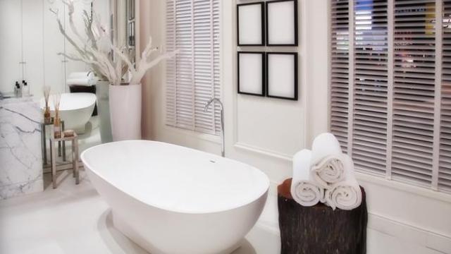 Nouvelle d co salle de bain tendance for Nouvelle tendance deco salon