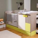 décoration chambre bébé moderne