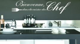 décoration cuisine stickers