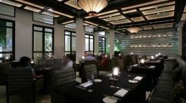 décoration salle à manger orientale