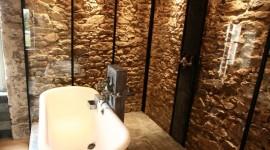 décoration salle de bain industriel