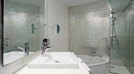 décoration salle de bain new york